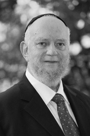 Rabbin Daniel Gottlieb