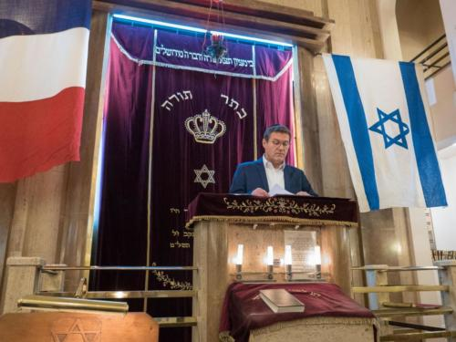 Yom Haatzmaout 2018 - Gd Rabbin Goldmann