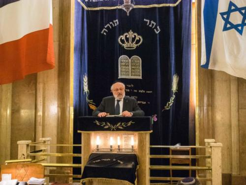 Yom Haatzmaout 2014 - Grand Rabbin Goldmann