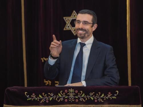 Yom Haatzmaout 2017 - Rabbin Milewski