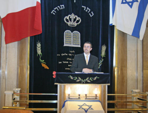 Yom Haatzmaout 2005 - Rabbin